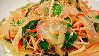 Đổi món với gỏi sứa l Hải sản Đặc Biệt TP.HCM