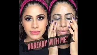 Get UNREADY with me | Skincare Routine | Malvika Sitlani