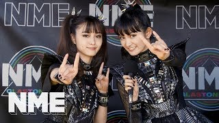 BABYMETAL at Glastonbury 2019: on Billie Eilish, working with Bring Me The Horizon & 'Metal Galaxy'