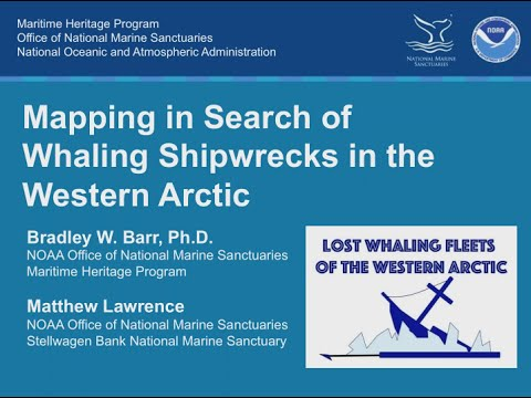 Lost Whaling Fleets of the Western Arctic