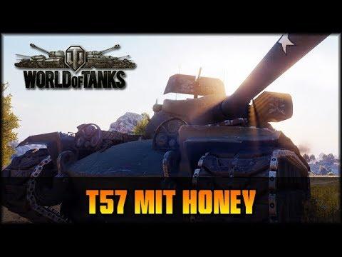 T57 mit H0ney_WoT - World of Tanks thumbnail