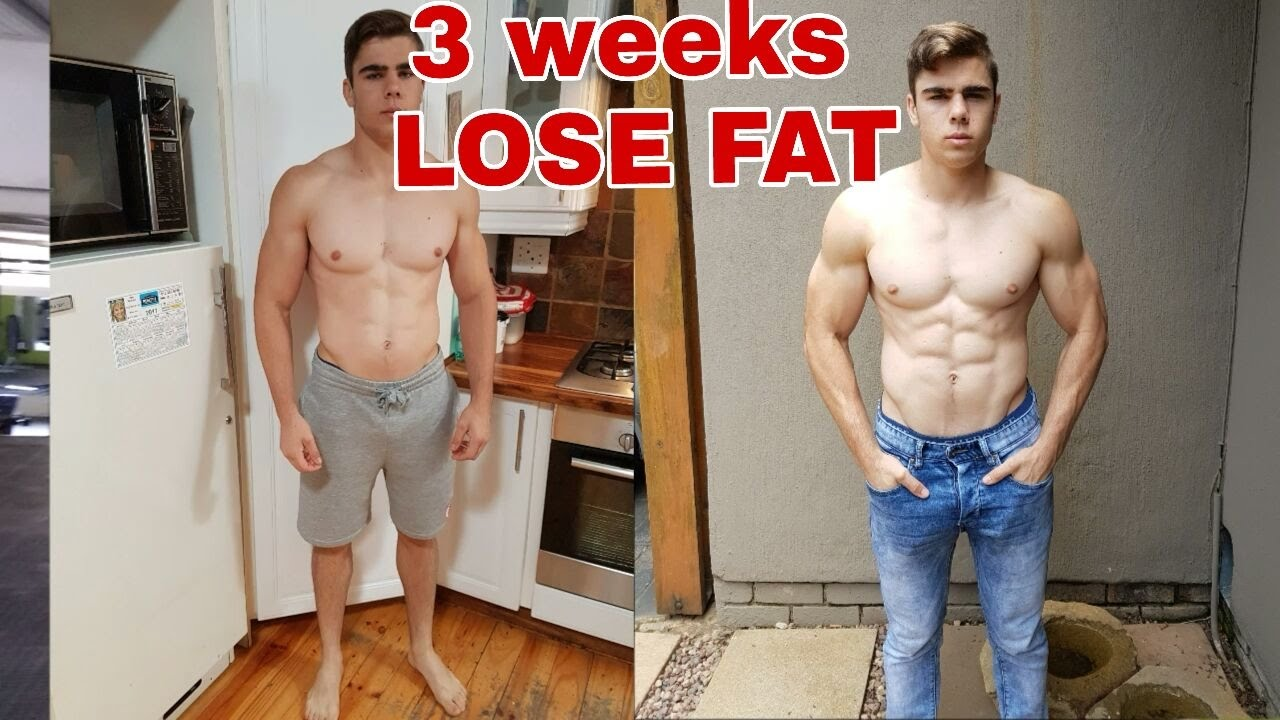 how towards regress fatty tissue within 3 weeks