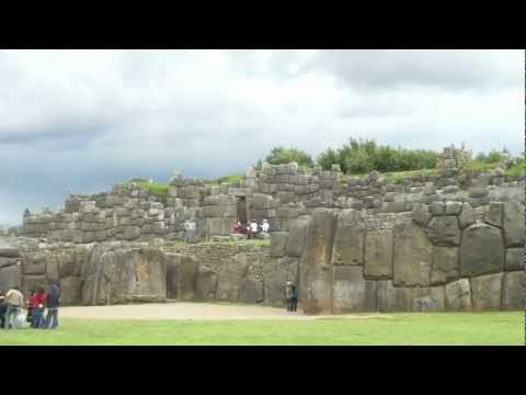 Inca Ruins of Sacsayhuaman - Cusco, Peru (HD)