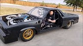 Birman Testing His 157mm Turbo For Bristol At HMP (FAST