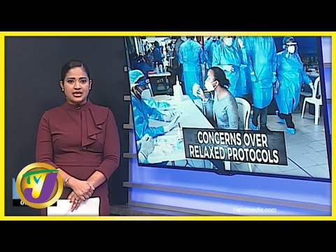 Public Health Experts Furious About Jamaica's Ease in Covid Restrictions   TVJ News - June 28 2021