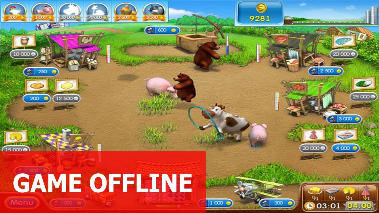 Cùng chơi Farm Frenzy 2 – Nông Trại Vui Vẻ Offline 2