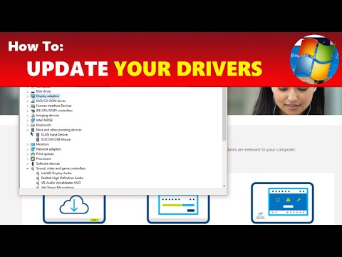 What Are Computer Drivers? │ When & How To Update Drivers