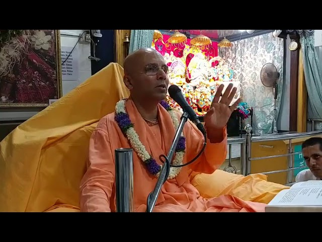 Types of Devotional service according to Lord Kapila - Part3 - HH Bhakti Rasamrita Swami
