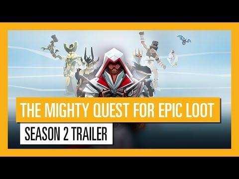 Mighty Quest - Season 2 Trailer