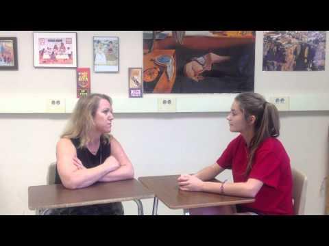 NSE Elizabeth Freeman Video Interview  1
