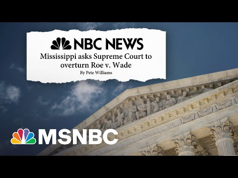 Trump's Impact On SCOTUS Continues As Mississippi Asks Court To Overturn Roe V. Wade