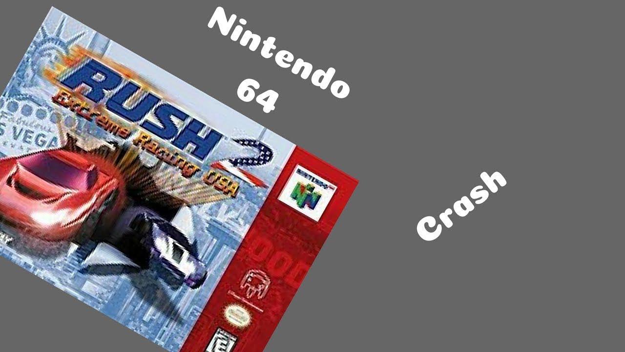 n64 crash wallpaper - 1280×720
