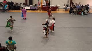 SANDIA PREP POW WOW – 2018 - Women's Traditional  (Northern) Pow Wow
