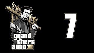 Grand Theft Auto 3 HD playthrough (PS4) pt7 - Car Thief/SPECIAL DELIVERY!