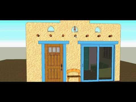 Bandito Cabin 12x16 by Solarcabin
