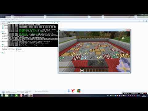 как открыть сервер для сети в майнкрафт 1 5 2 #9