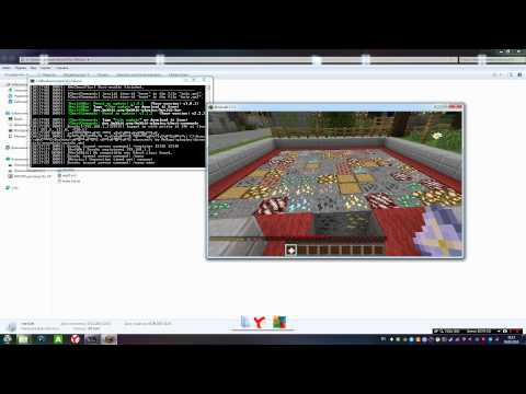 видео: Как создать сервер маинкрафт 1.7.2,как открыть порты,как сделать постояный ip.