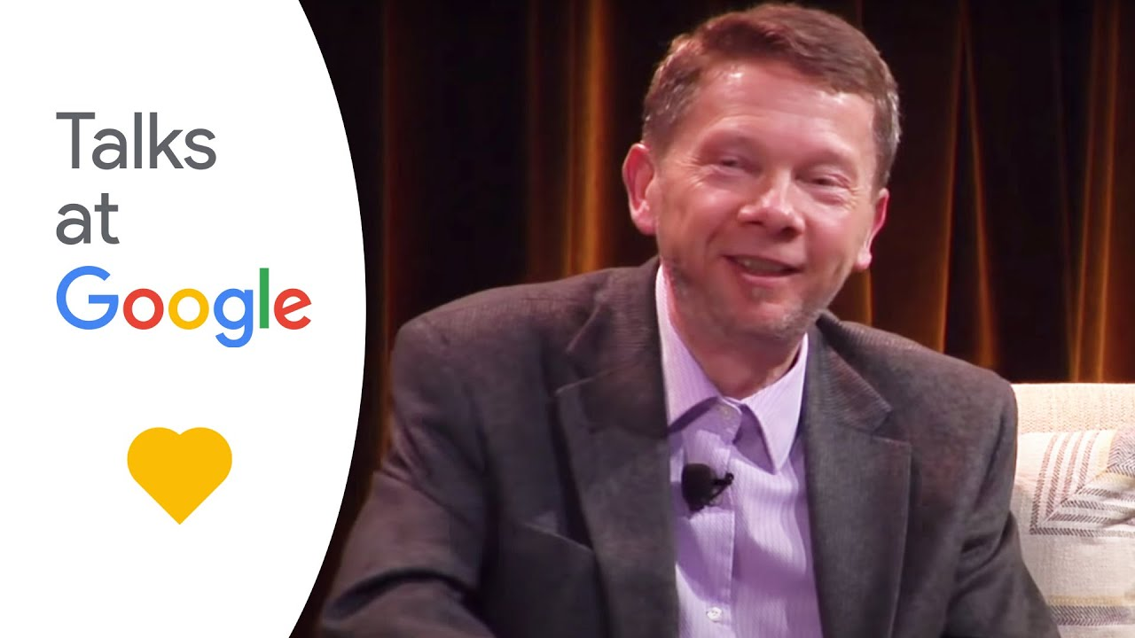 Living with Meaning, Purpose, and Wisdom in the Digital Age | Eckhart Tolle | Talks at Google