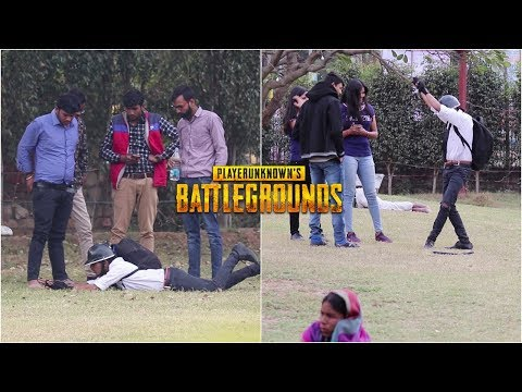 PUBG In Real Life | Pubg Dance Bakchodi In Public | Prank In India | Navneet Bhardwaj