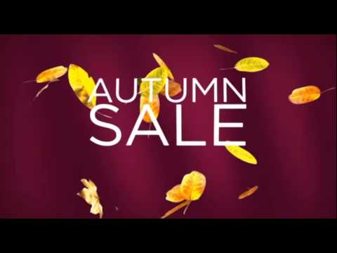 Autumn Sale 2014 - Victory Curtains and Blinds