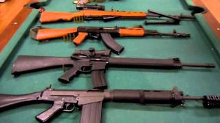 Which budget Semi-auto rifle to choose before SHTF! And it's not what everyone else is saying...