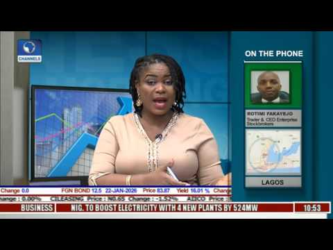 Business Morning: Nigerian Stock Market Has Fared Well In First Half Of 2017 - Rotimi Fakayejo