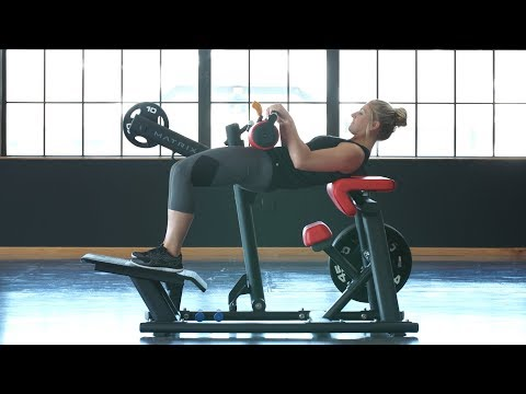 How To Use The Matrix Fitness Glute Trainer