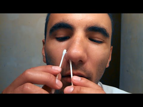 how to clean nose your  piercing