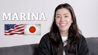 【字幕付き】 Growing Up Half Japanese in Seattle | Meet a Halfie: Marina, Producer at WatchCut | HAPA HOUR