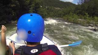 Ocoee TN Whitewater Rafting 2013 ManVenture Part 2