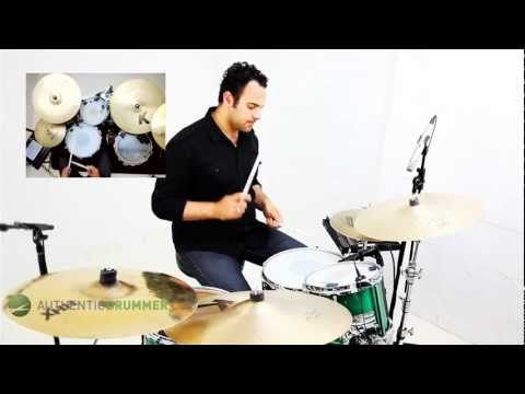 Free Video Drum Lesson | Making Your Hip-Hop Beat Groove | Authentic Drummer