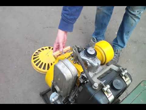 Дизель-генератор АД4-Т400 (дизель ВСН-6Д Авитек)