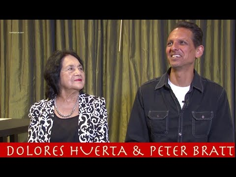 Filmmaker Peter Bratt and Activist Dolores Huerta on DOLORES