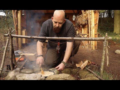 Cimbrer Meal In Cimbrer Camp