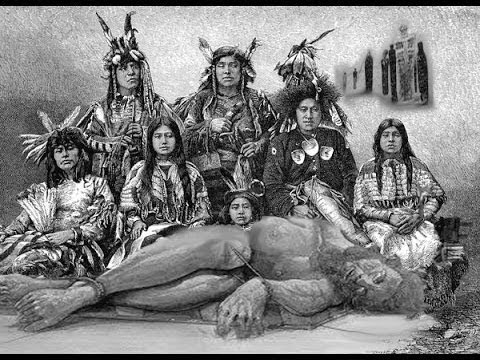 Giants In America & Native American Indian Bible Prophecy
