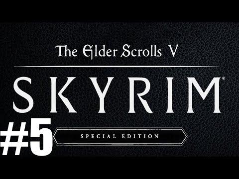 #21 (Czytaj Opis :FAQ) Live Skyrim Special Edition [Legendarny poziom trudności Magia i Szaty]