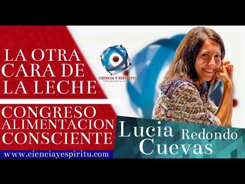 'La otra cara de la leche' Lucía Redondo Cuevas en I Congreso Alimentación Consciente