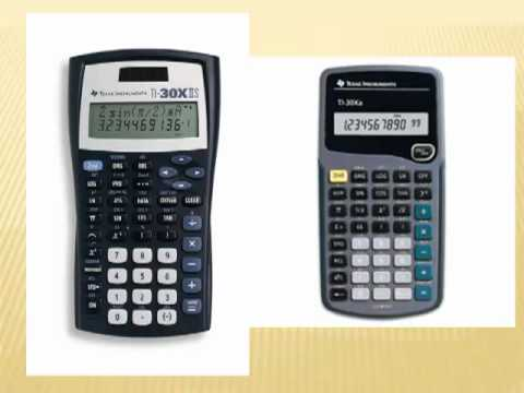 how to choose a scientific calculator