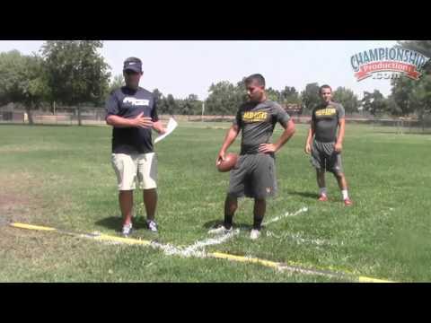 Coaching The Wing-T Quarterback
