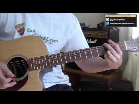 Kenny Loggins - I'm Alright - Guitar Tutorial (THEME FROM CADDYSHACK)