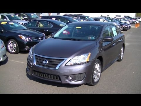2013 Nissan Sentra Youtube
