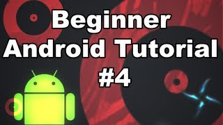 Learn Android Tutorial 1.4- XML programming & background image