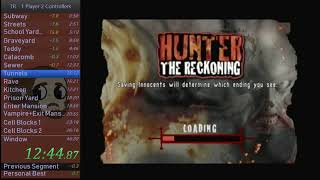 Hunter: The Reckoning Speedrun 1 Player 2 Controllers by Rata in 46:44 (World Record)