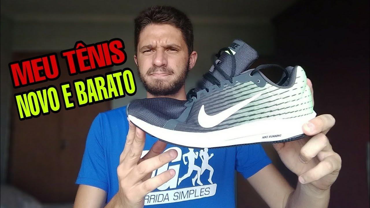 Meu Espetácular Tênis Novo Nike Downshifter 8