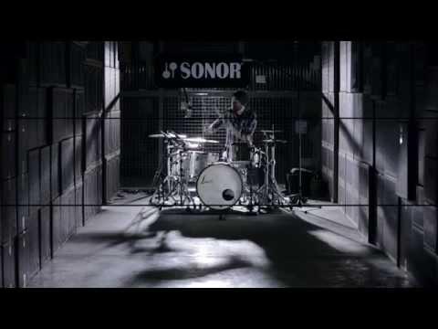SONOR presents: Benny Greb, Tomas Haake, Steve Smith - VINTAGE SERIES