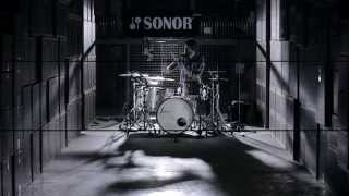 SONOR presents: Benny Greb, Tomas Haake, Steve Smith - VINTAGE SERIES