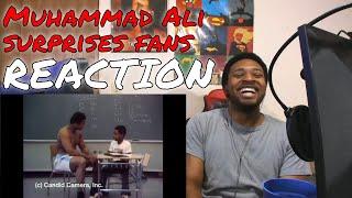 Gambar cover Muhammad Ali Surprises Fans - Candid Camera REACTION | DaVinci REACTS