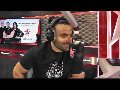 RedFestDXB Confirmed Artist G-Eazy Full Interview | Virgin Radio Dubai