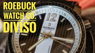 Full Review: Diviso by Roebuck Watch Company