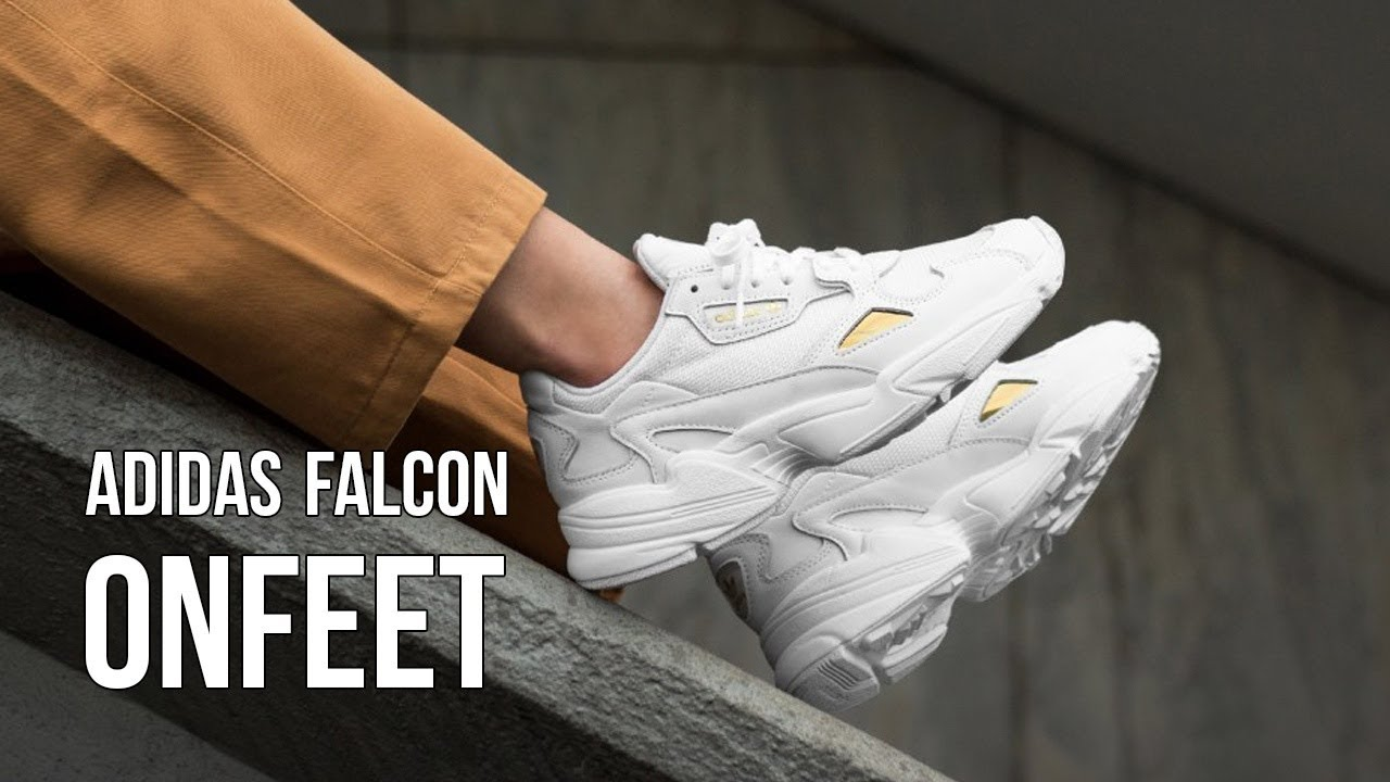 ONFEET Adidas Falcon W (EE8838) Review